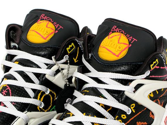 Jean-Michel Basquiat x Reebok Pump Omni Lite - Available ... e4b008020