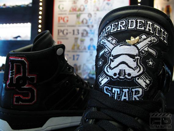 adidas star wars conductor