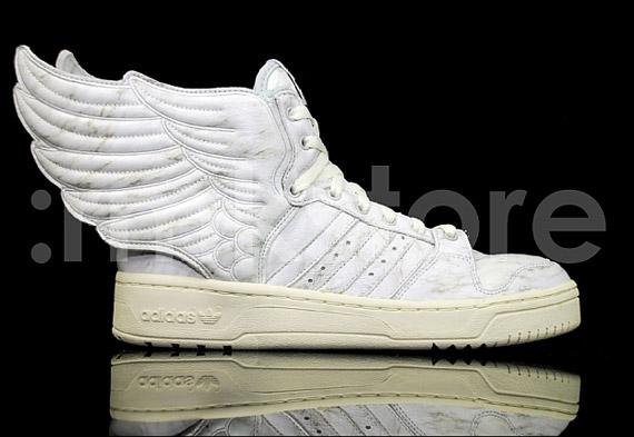 adidas jeremy scott wings 2 0 white