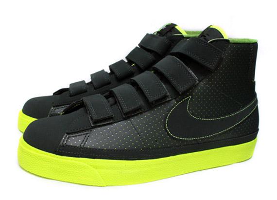 Nike Blazer AC High LE Seaweed Volt   Available