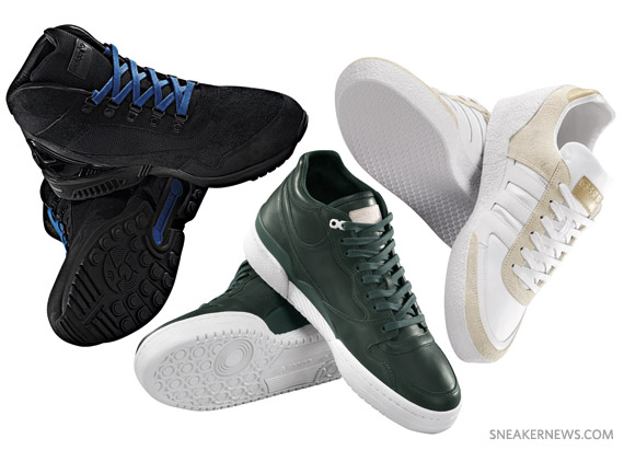 James Bond for David Beckham x adidas Originals Fall 2010 Footwear Releases  best 7ce48acb62