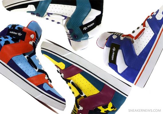 ... online for sale b3163 f4070 adidas Originals Hardland - Fall 2010  Colorways - SneakerNew ... af7023a8d24e