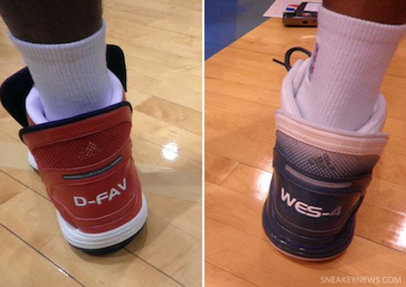 Bien vencido Favors adidas TS Heat PEs Check Wes Derrick Johnson + Derrick Favors PEs ea4adee - generiskmedicin.website