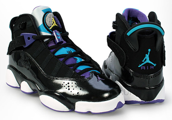 Jordan 6 Rings Purple