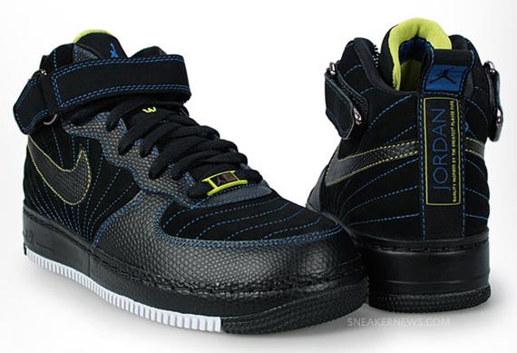 Air Jordan 12 Fusionne