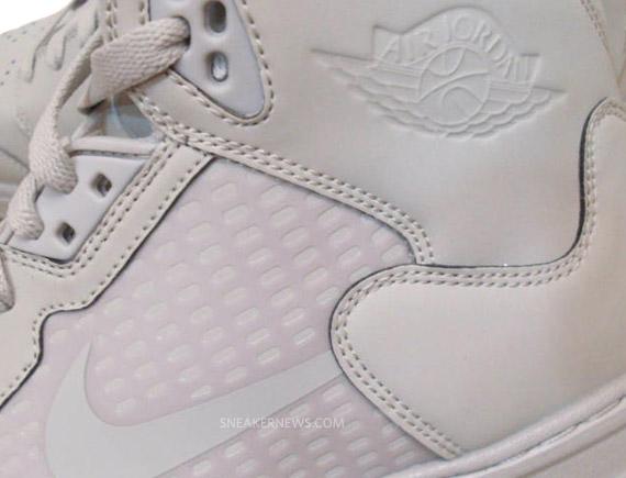 new product e19df ed854 Air Jordan Prime 5 – Tech Grey – Metallic Silver