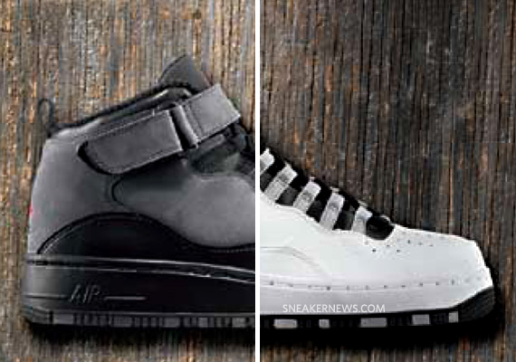 new concept a082a 025ae on sale Air Jordan Force Fusion X AJF 10 Holiday 2010 Collection