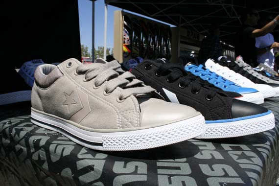 0eaa6eb5cc64 Converse Skateboarding Spring 2011 Preview - SneakerNews.com