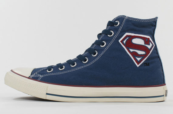 Converse and DC Comics for This Spring-Summer 2011