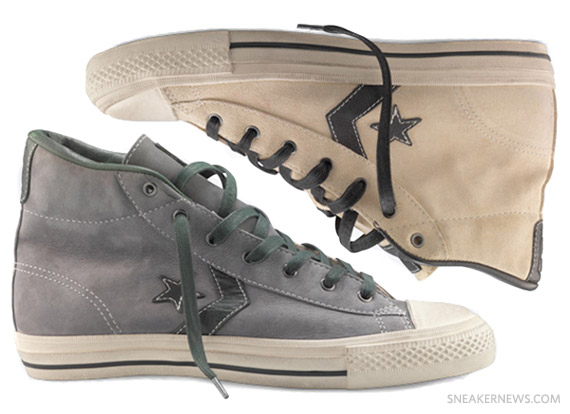John Varvatos x Converse Star Player