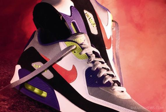 sports shoes 2ca57 42c88 Foot Locker x Nike Air Max 90 – New Images