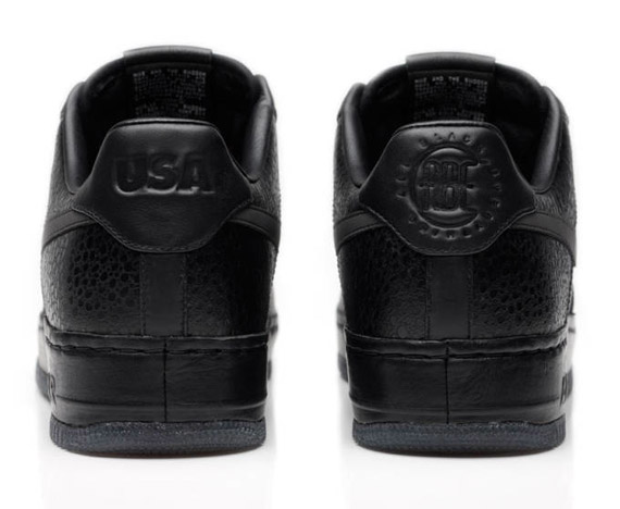 nike air force 1 all black everything jay-z