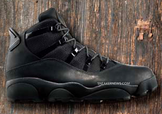 Mens Air Jordan Six Rings Winterized Brown shoes
