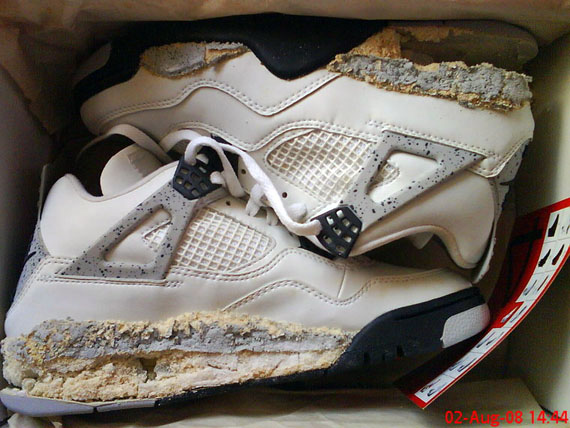 Air Jordan IV, V, XVII, & XVIII - Dissolved - SneakerNews.com