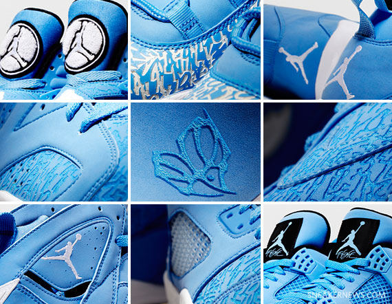 64f24f979f00 Air Jordan Pantone 284 Laser Collection -  For the Love of the Game ...