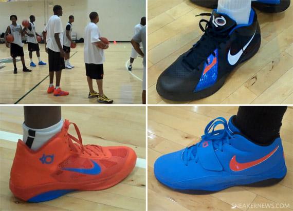 Kevin Durant Skills Academy