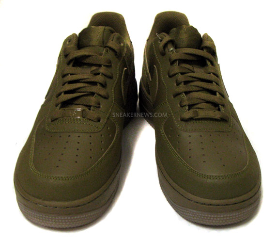 Nike Air Force 1 Low - Tuff Tech Pack - SneakerNews.com