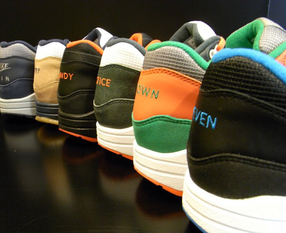 first rate new specials nice shoes Nike Air Max 1 iD - New Design Options @ Nike Harajuku ...