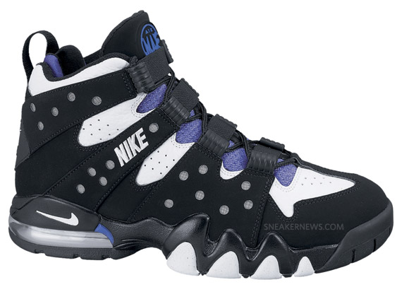 Nike Air Max2 CB '94 - Black - White