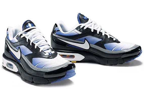the best attitude 07797 040f7 Nike Air Max Modular 98 SI - Black - White - Blue ...