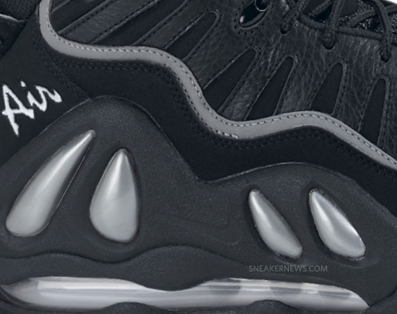 separation shoes 95f37 d6eec Nike Air Max Uptempo 97 - Black - Metallic Silver - Varsity Red ...