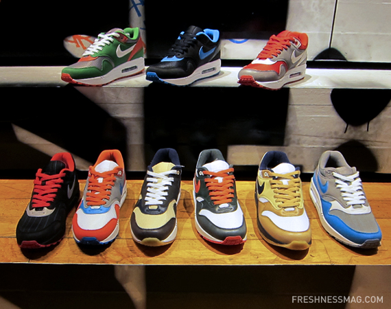 Nike Air Max 1 iD New Options Available