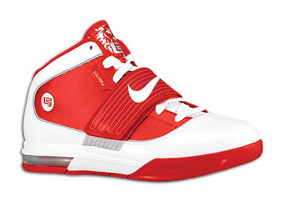 online retailer fb5bb 81af6 Nike Zoom LeBron Soldier IV TB - Fall 2010 Colorways - Sneak
