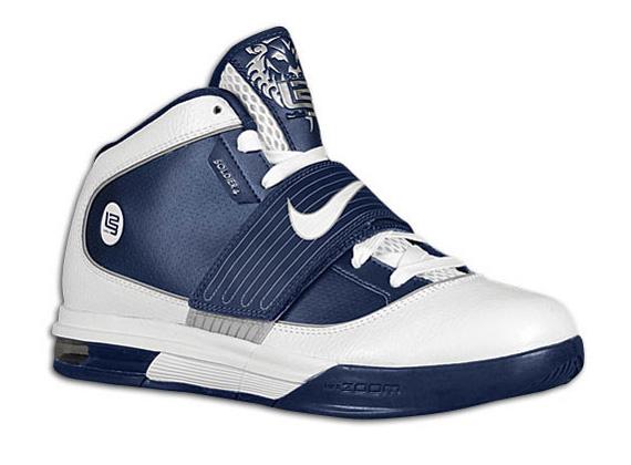 c7b0218a325b Nike Zoom LeBron Soldier IV TB - Fall 2010 Colorways - SneakerNews.com