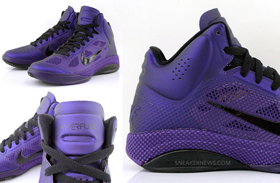 Nike Zoom Hyperfuse 2011 July 2011 Releases