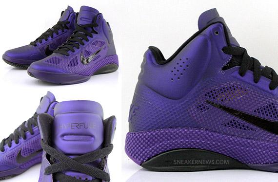 Men's Nike Lil Penny Posite Hyper Jade Penny Hardaway Shoes