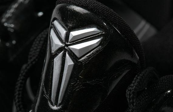 nike air max formateurs à vendre - Nike Zoom Kobe V (5) \u0026#39;Blackout\u0026#39; - Black - Metallic Silver ...