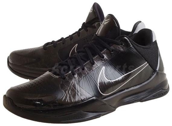 Nike Zoom Kobe V (5) - 'Blackout
