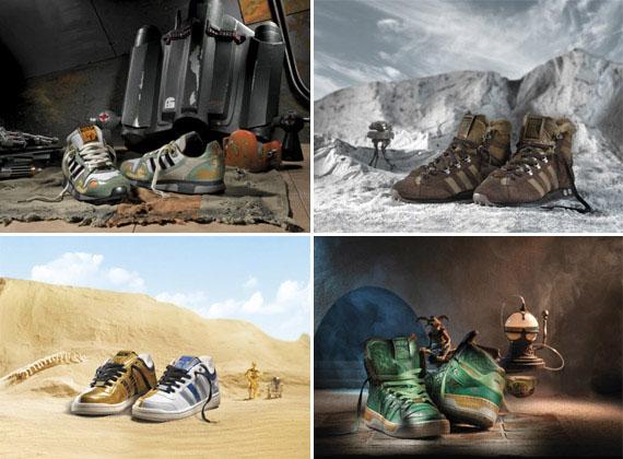 Star Wars x adidas Originals - Fall 2010 Collection - SneakerNews.com 2f1d849ada