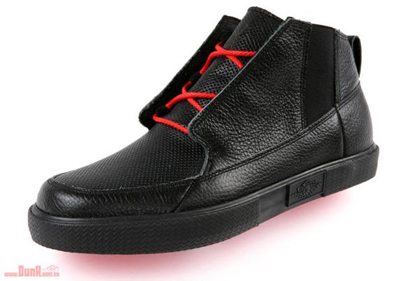 f06d02b62f Air Jordan V.2 Grown Black Dark Charcoal-Chilling Red Lifestyle Shoes 13065  ...