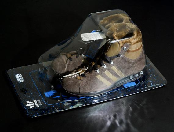 adidas x Star Wars Star Wars Wookie Jacket M