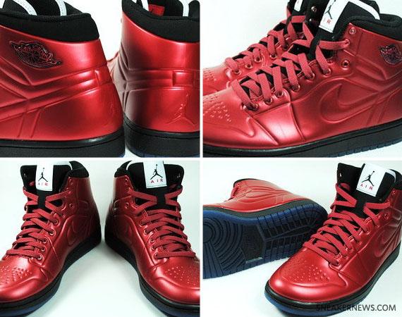 Air Jordan 1 Armor -  Cranberry   eeb790df29