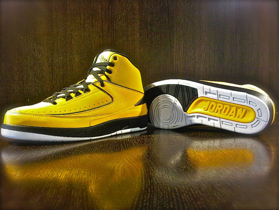 wholesale dealer e7f9c f7e02 Air Jordan II (2) Retro -  Candy Pack    House of Hoops Paris ...
