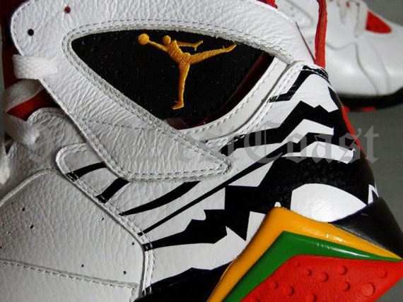 reputable site 80a22 45aca Air Jordan VII (7) Premio - Bin 23 Collection  Look-See Samp