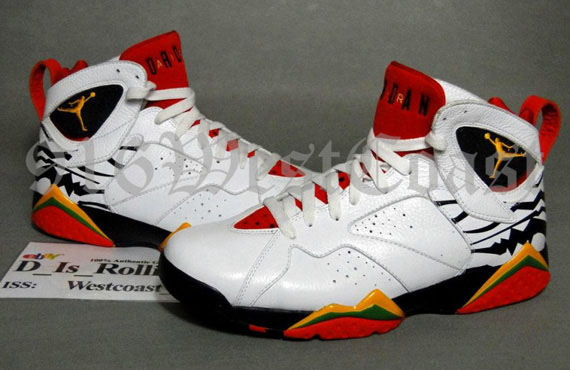 Air Jordan 7 Rétro Bin Premio 23 Ebay Uk