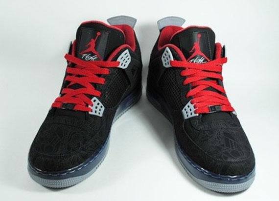Air Jordan Fusion 4 Laser In Bianco 4 anv7N