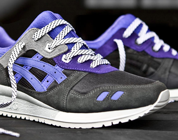7525192c3534 In April Sneaker News gave you a preview at an upcoming collaboration  between the Asics Gel Lyte III ...