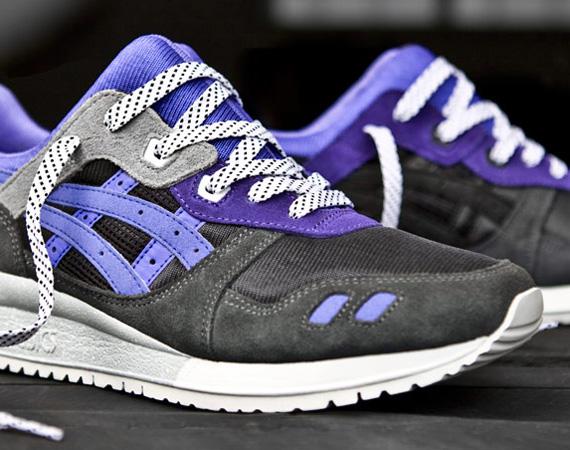 asics gel lyte iii alvin purple sale