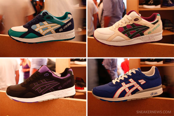 best service b9f41 197c2 good Asics Gel Lyte Speed GT II Upcoming Releases