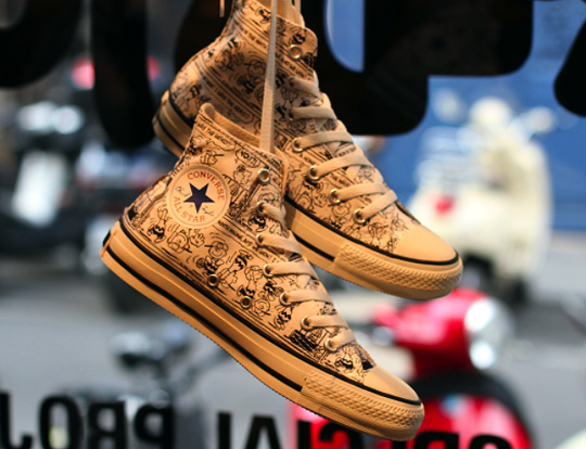 a5dc66c8f91ec0 Peanuts x Converse Chuck Taylor All Star High - SneakerNews.com
