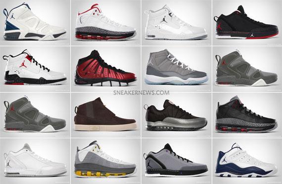 Jordan Brand Holiday 2010 - More Updates - SneakerNews.com 21d7dd9d71