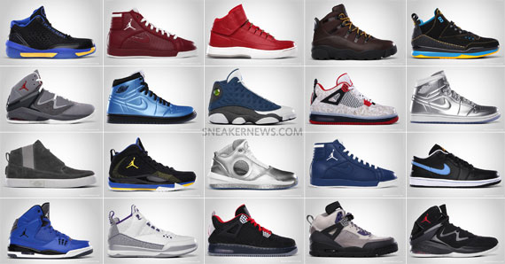 Here s a complete look at the Jordan Brand Holiday ... 61b4218e3b