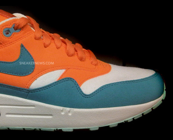Nike Air Max 1 'Miami Dolphins' - Summer 2011 - SneakerNews.com