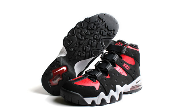 301f2aad17 Nike Air Max2 CB '94 - Black - Varsity Red - White | New Images ...
