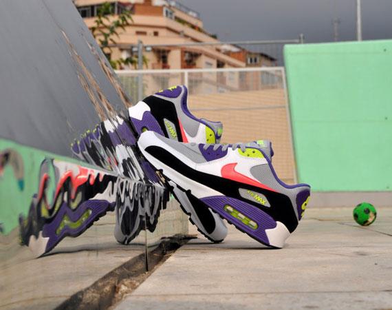94aefbc229bb Foot Locker x Nike Air Max 90 -  I Am The Rules