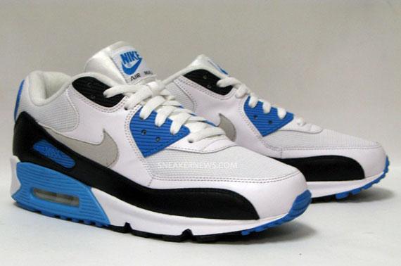 Nike Air Max 90 Azul Láser De 2010 100% auténtico línea comprar barato wiki j6JPvElwUb